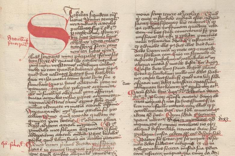 translation theory workshop manuscript image