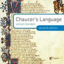 chaucers language book cover