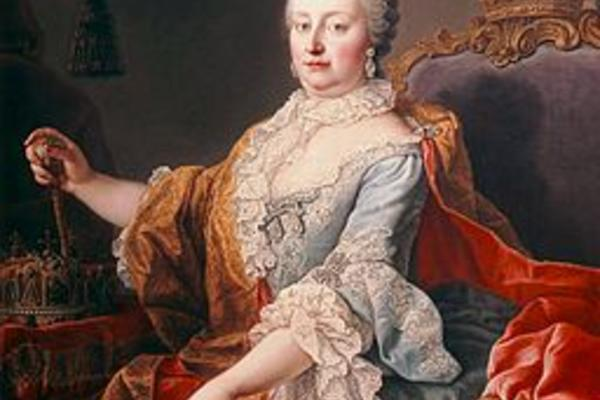 Empress Maria Theresa, portrait by Martin van Meytens, 1759