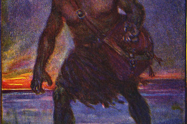 Grendel from Beowulf