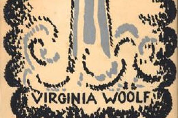 Book cover of To the Lighthouse by Virginia Woolf
