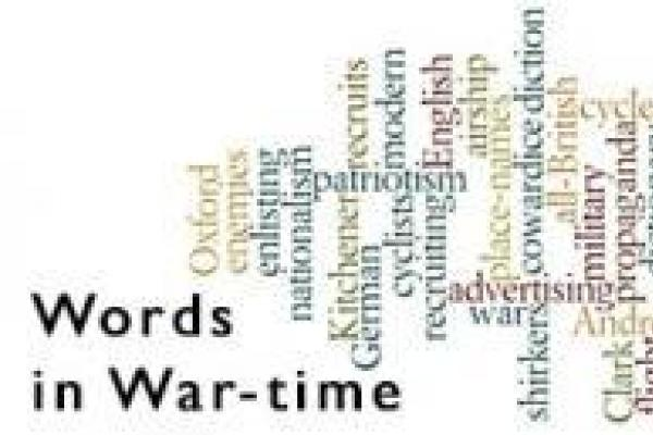 Words in Wartime
