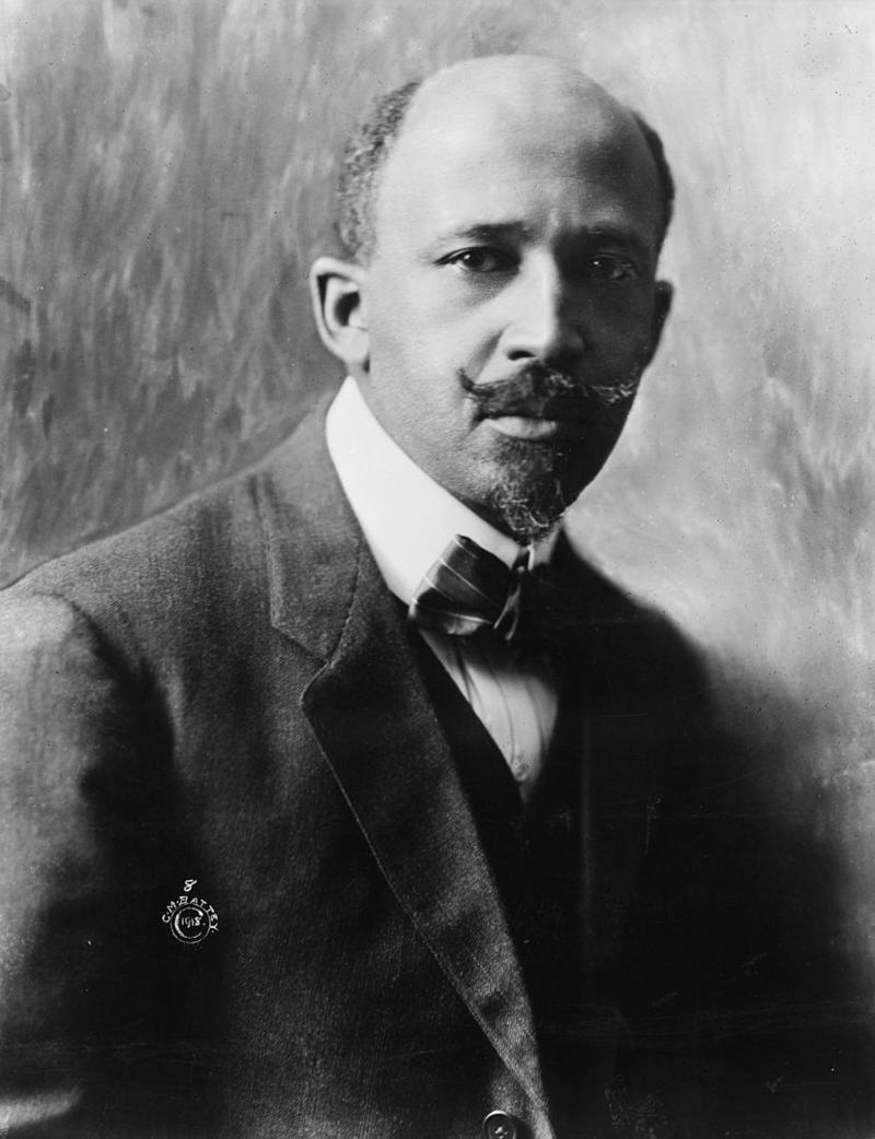 W. E. B. Du Bois, 1918