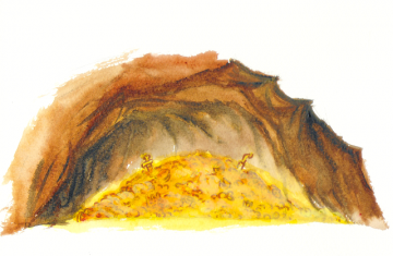 cave small