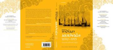 Indian Arrivals cover