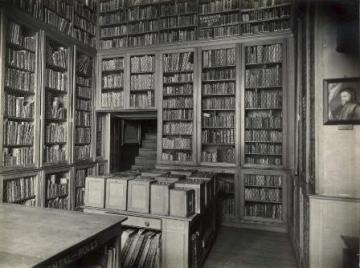 Image of the Rawlinson Room, Old Bodleian Library