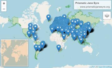 prismatic jane eyre data visualisation map
