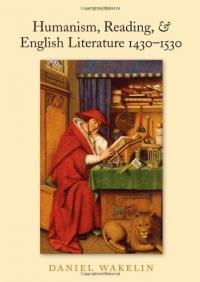 Humanism, Reading, & English Literature 1430 - 1530