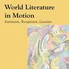World Literature in Motion book cover